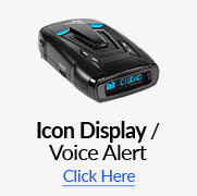Icon Display / Voice Alert