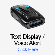 Text Display / Voice Alert